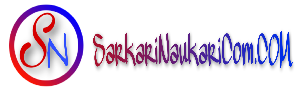 Latest Jobs Sarkari Naukri